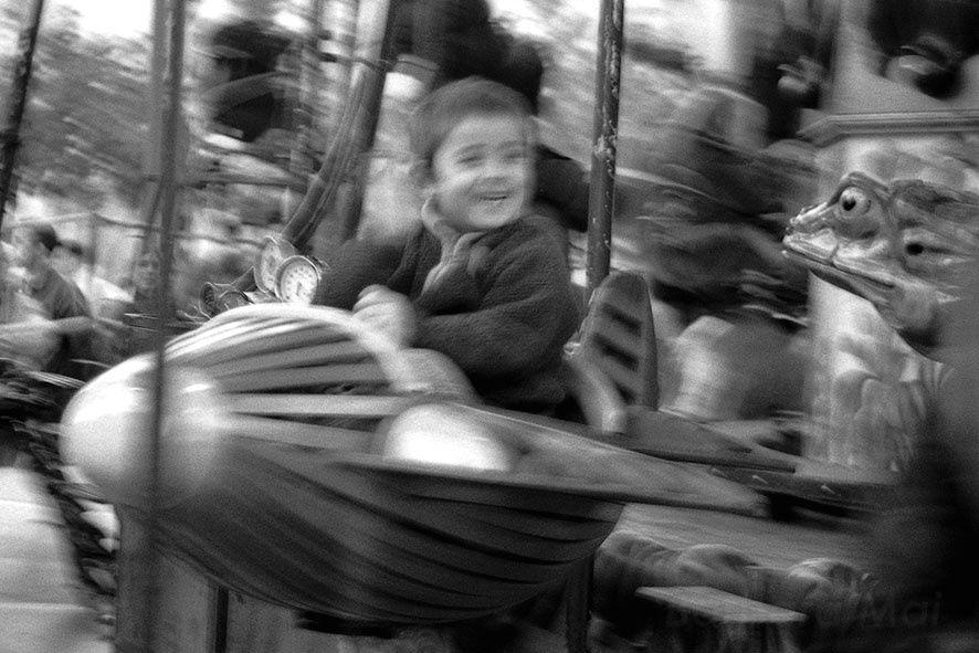 Attaque de crapaud, 2001 © Barbara Mai