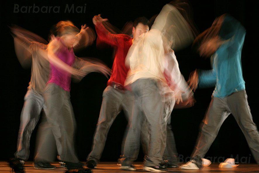 Etre et renaître - Cie les Associés Crew, 2009 © Barbara Mai