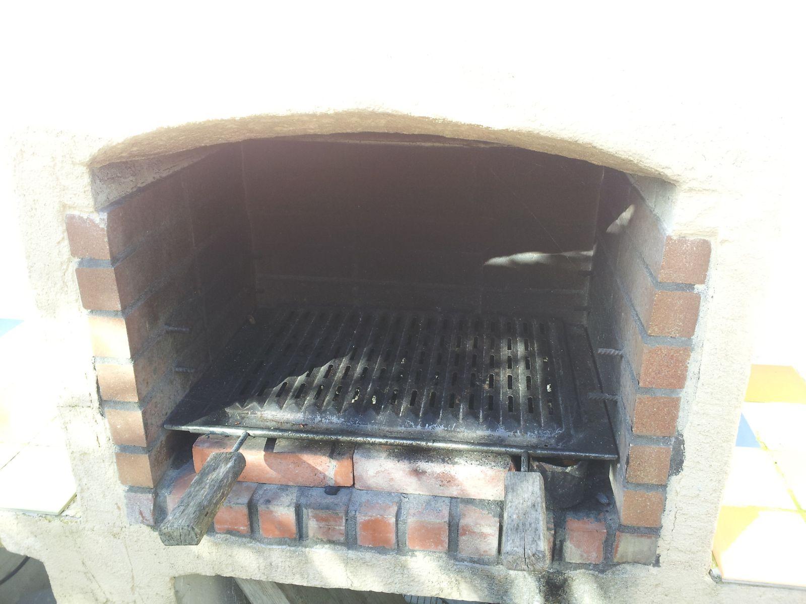 Comment Faire Un Bon Barbecue construction d'un barbecue sur mesure - renaud-le-bricolo