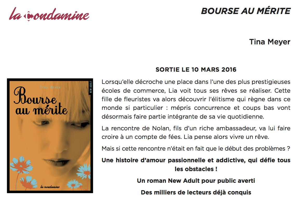 Ebooks aux éditions La Condamine - gagnants des concours de la plateforme Fyctia