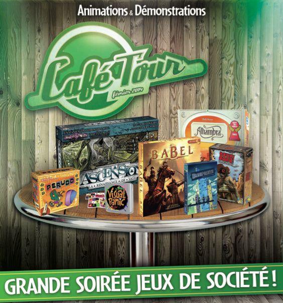 Café Tour Février