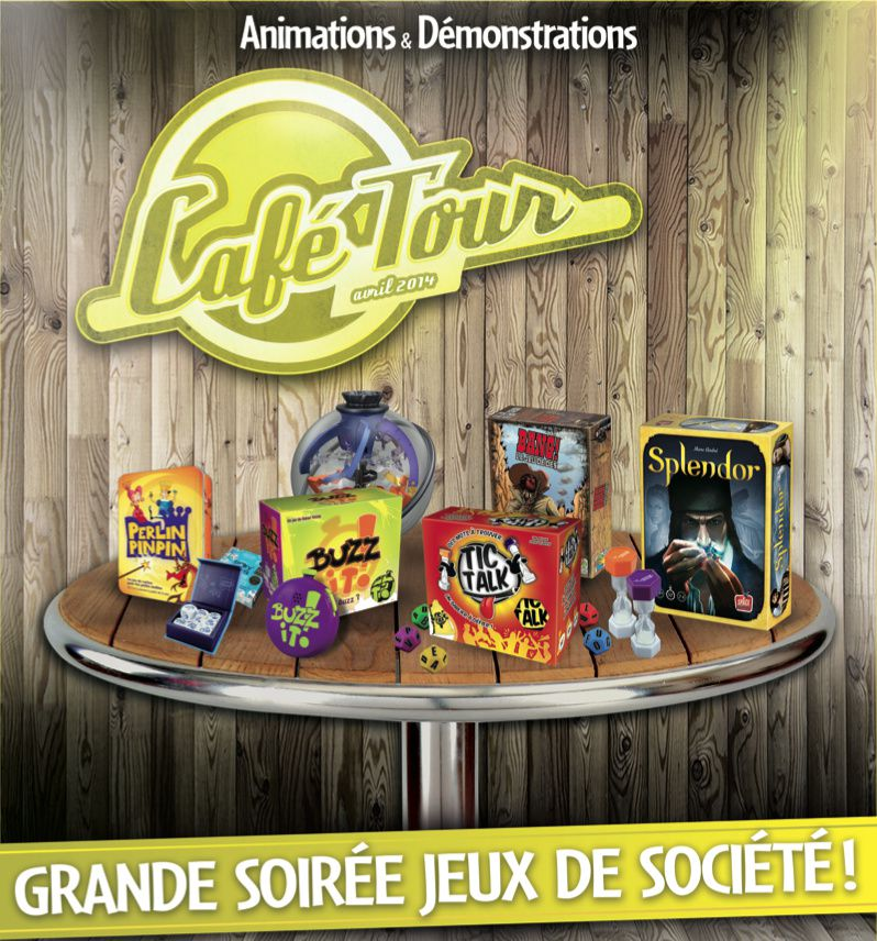 Café Tour Avril