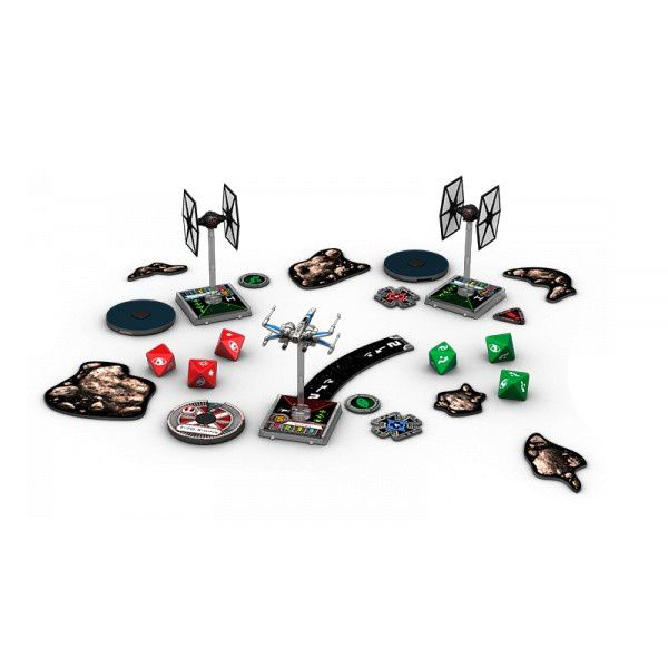 X-Wing, le jeu de figurines