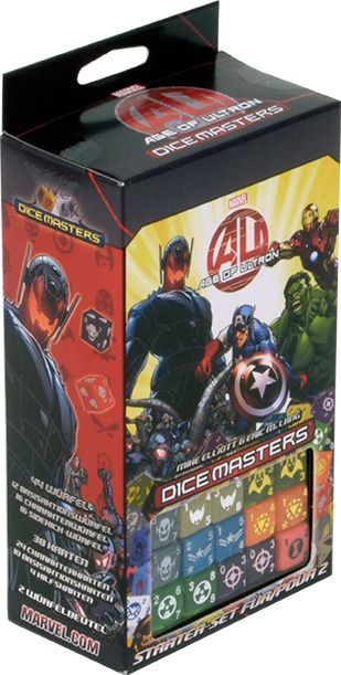 Dice Masters : Age of Ultron