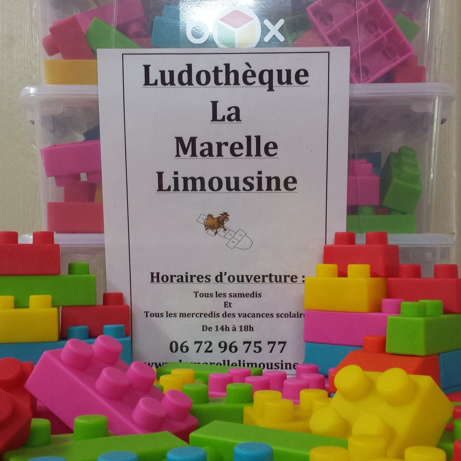Les Lego souples viennent enrichir notre espace petite enfance pour leurs plus grands bonheurs