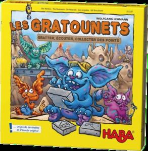 Les Gratounets