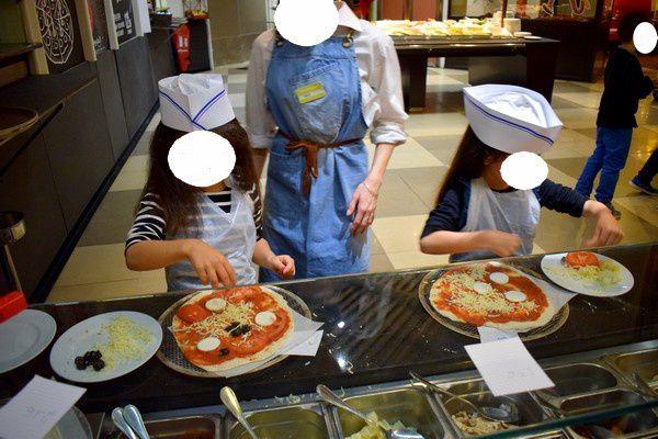 Fait ta pizza comme un chef à pizza Pai