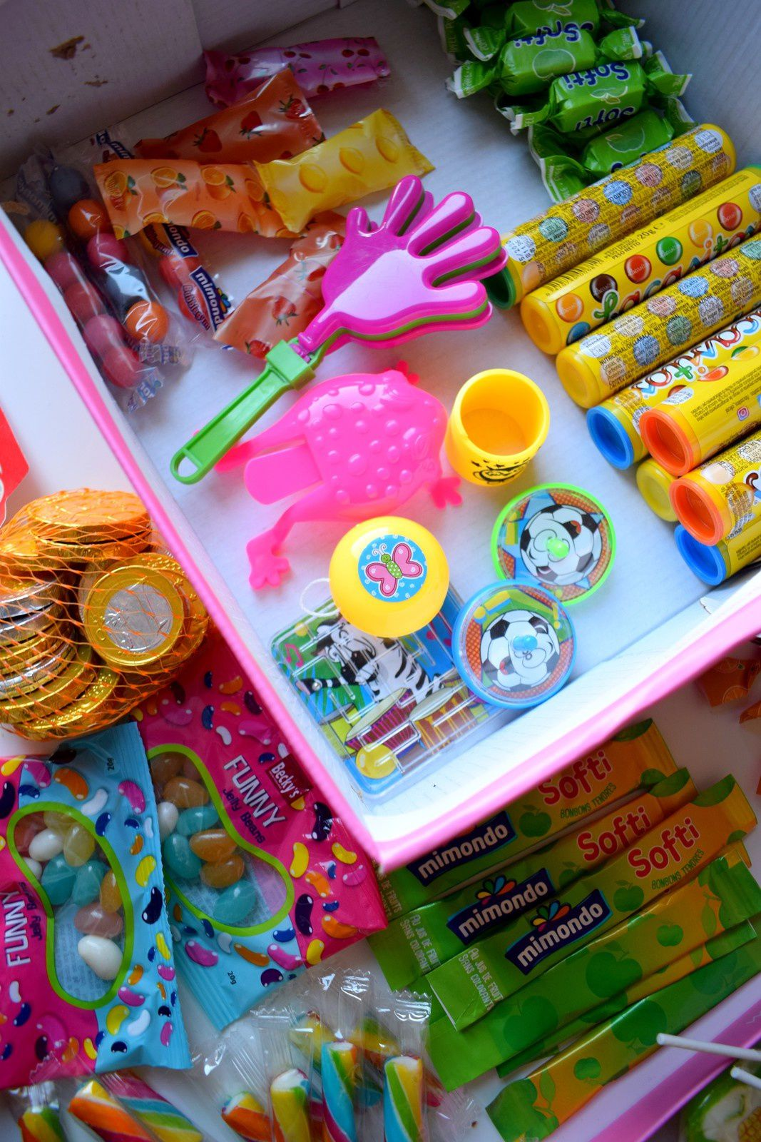 Sac à bonbons Licorne - Unicorn Candy bag