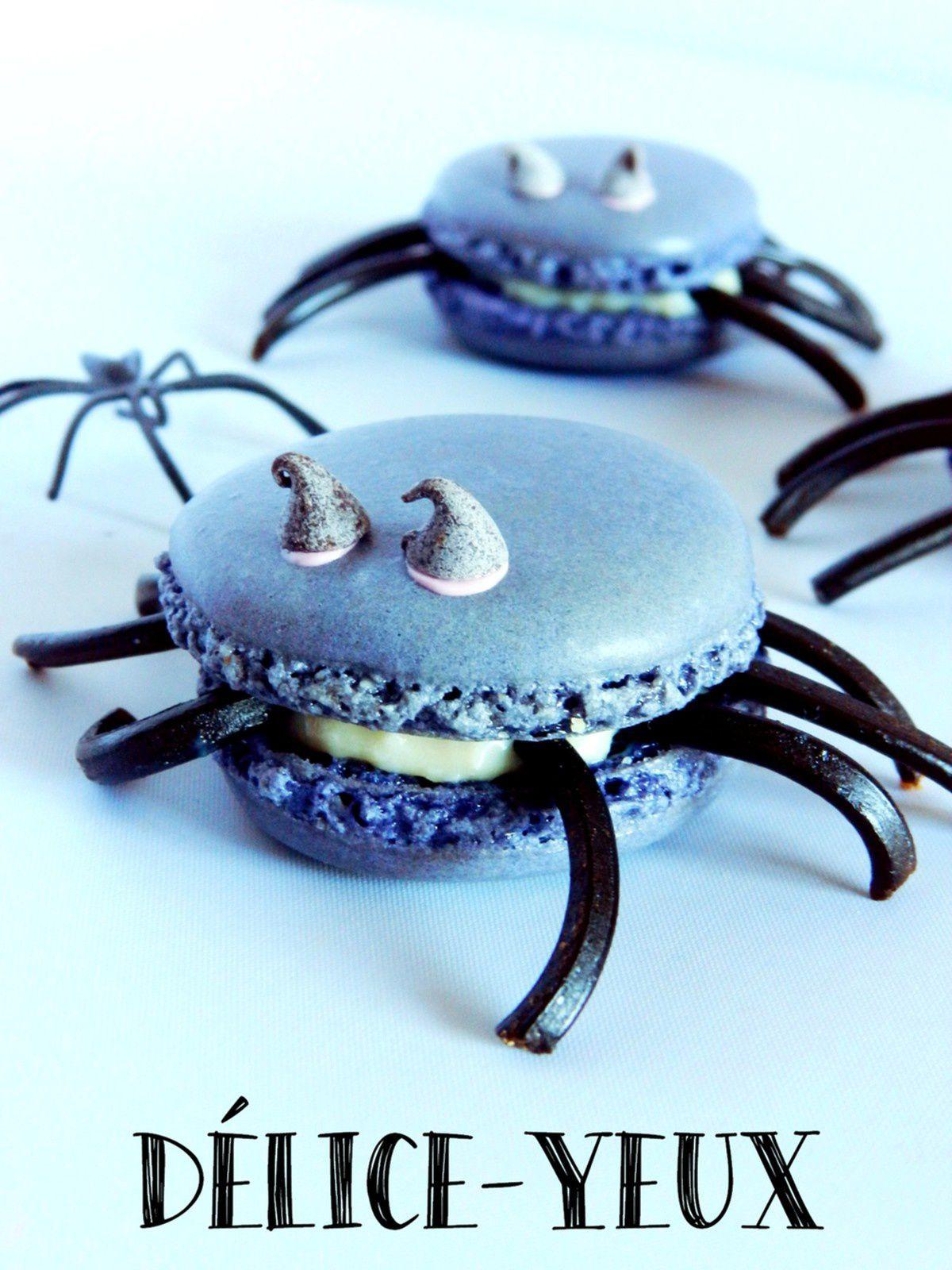 Les Mac'Araignées {Halloween}