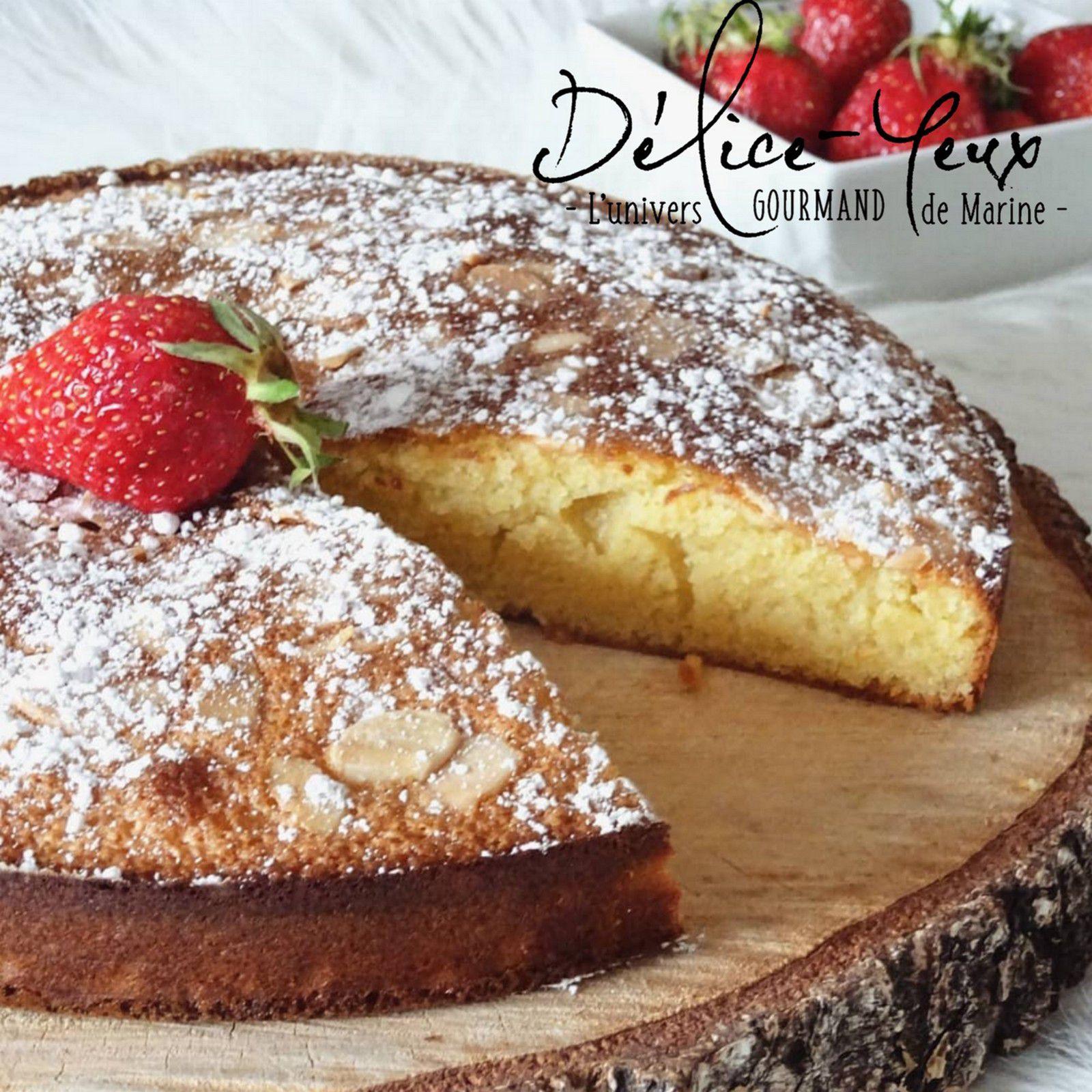 Le Namandier - Gâteau aux amandes