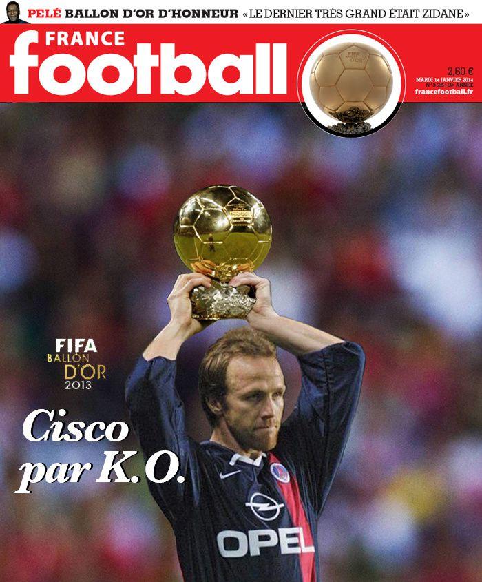 Et le Ballon d'Or est attribué à...