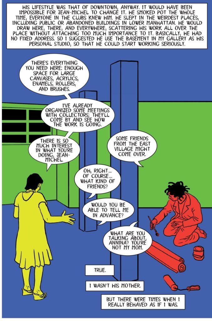 Jean-Michel Comics