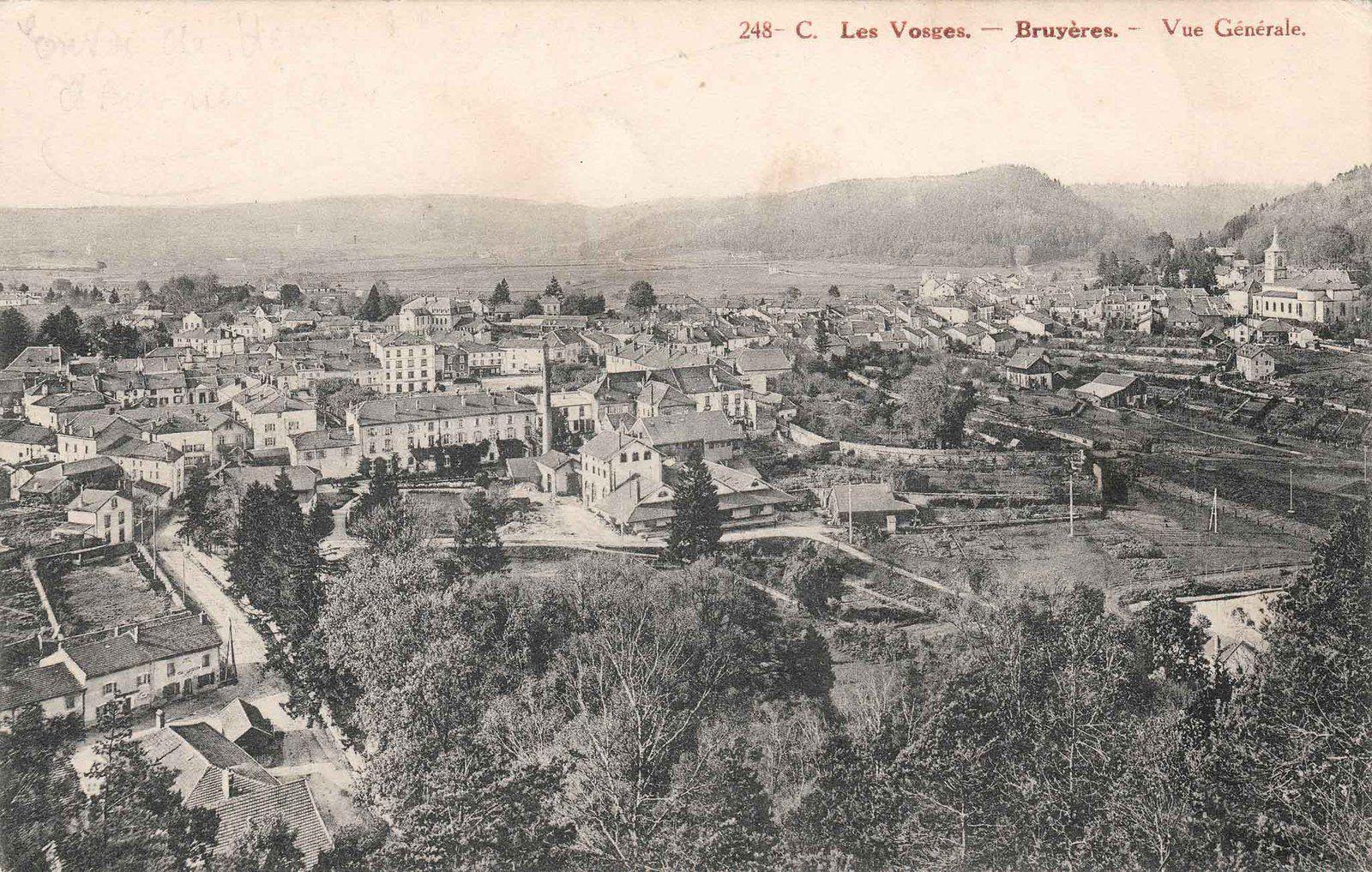 BRUYÈRES-VOSGES : BBB comme Brasserie Bexon Bruyères