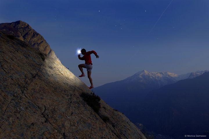 ultra trail Mont Blanc K.Jornet