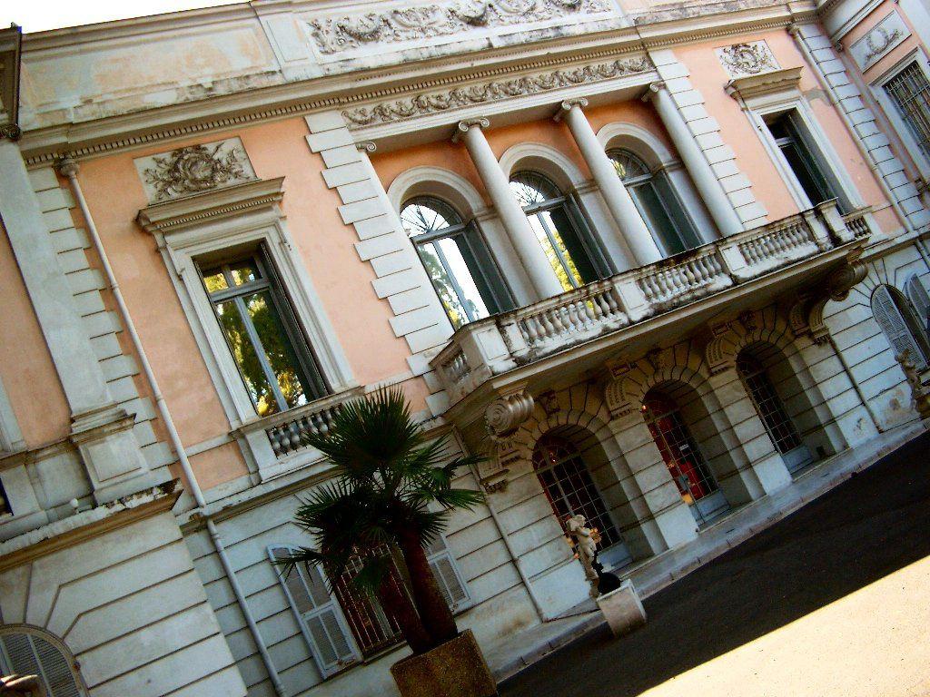 Le palais Carnoles