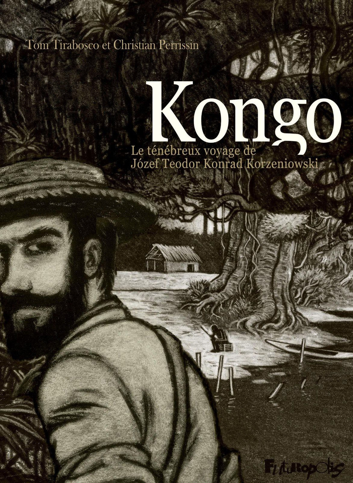 KONGO - Tom Tirabosco Christian Perrissin