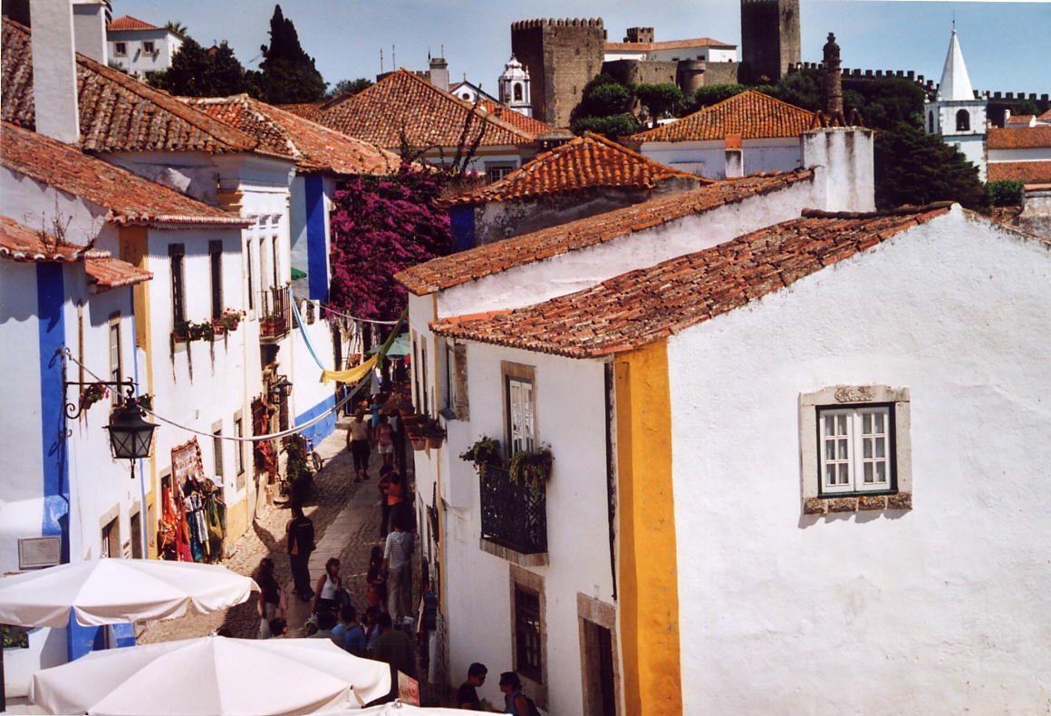 Obidos- Portugal