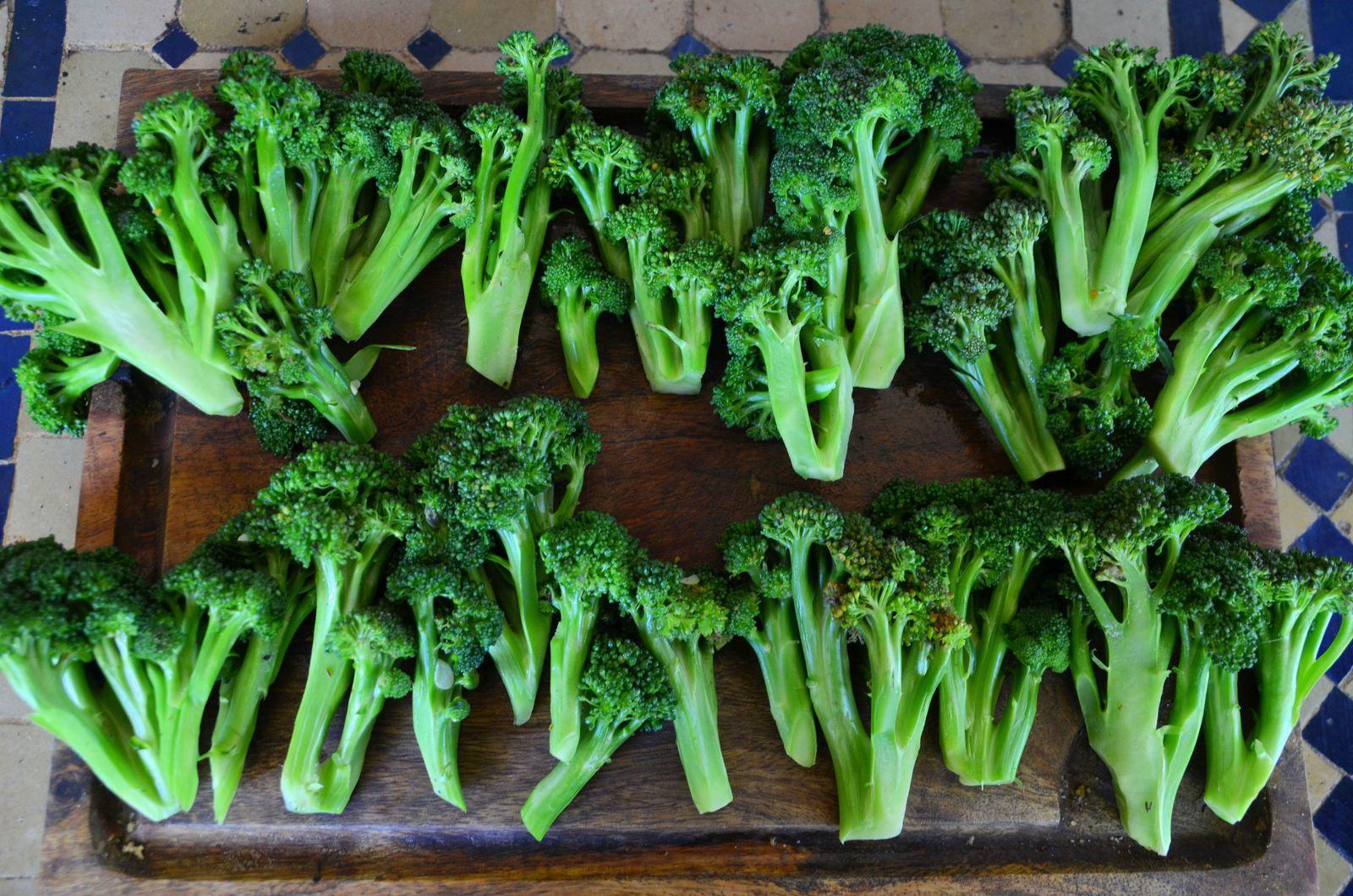 Domaine Les Cyprès - Légumes d'été !