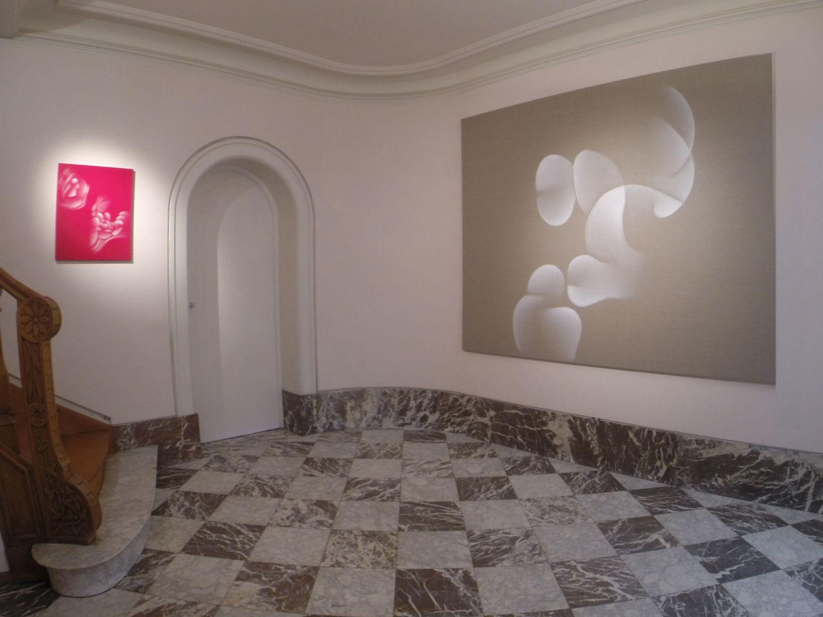 Guillaume Bottazzi solo show / Artiscope Gallery