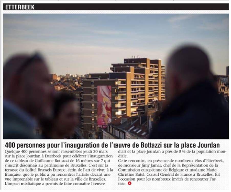 Guillaume Bottazzi / Journal La Capitale  4 avril 2017