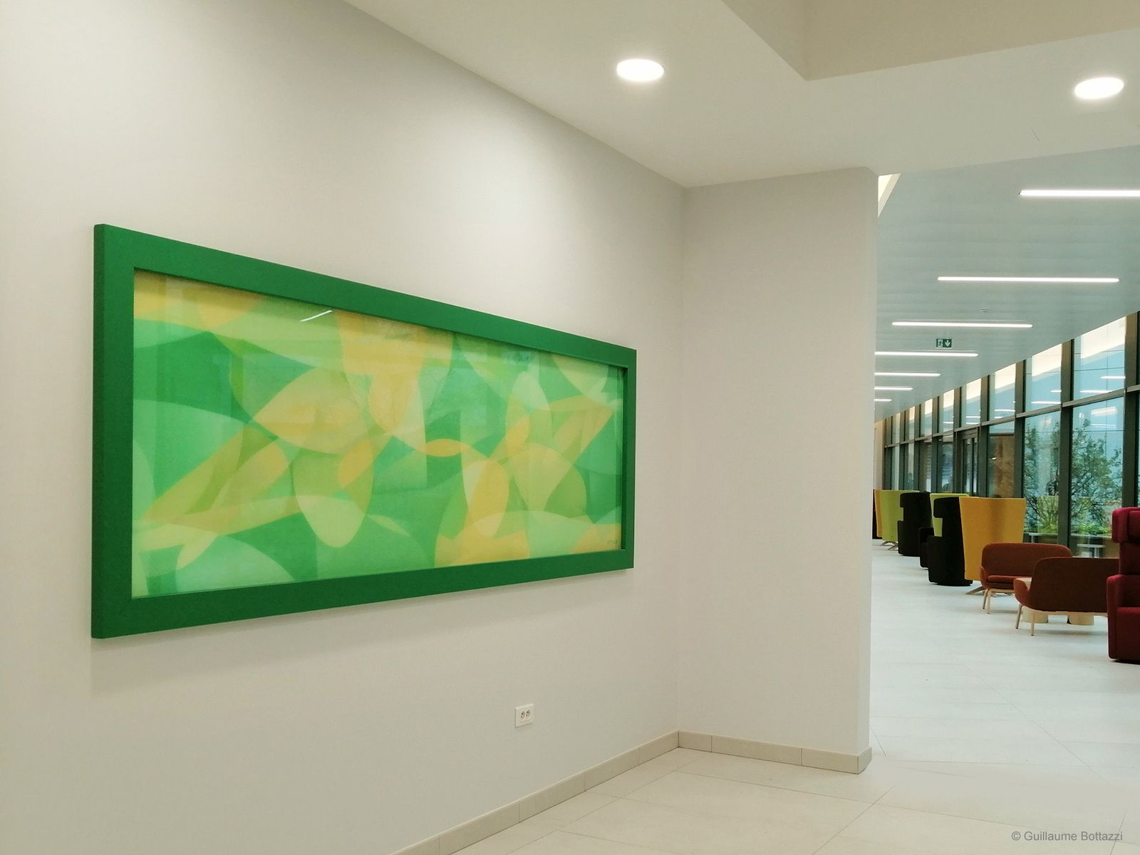 Guillaume Bottazzi art contemporain
