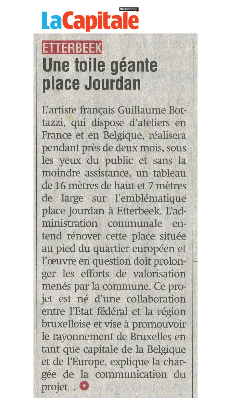 Guillaume Bottazzi : à consulter / to consult