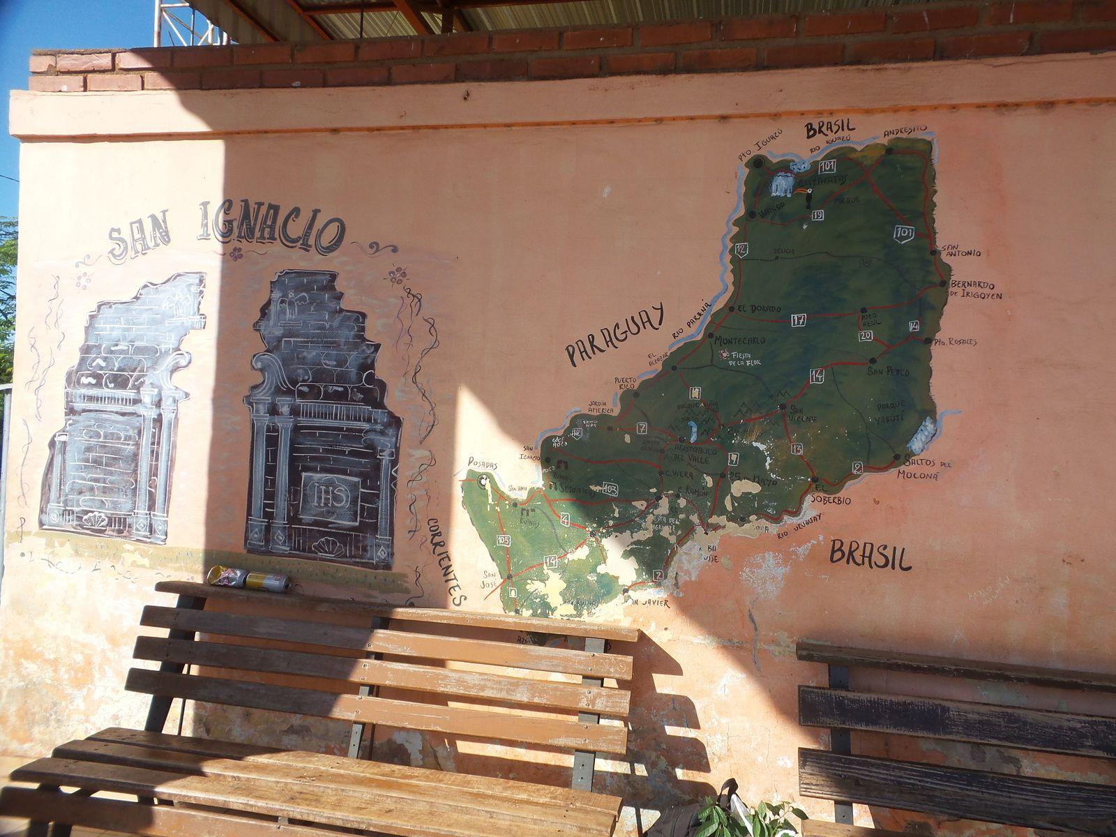 Parfois c'est simple, dans les petits pueblos