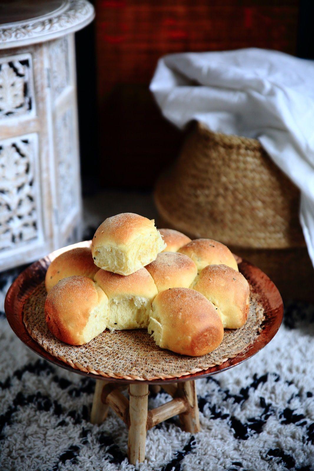 Buchty dar - mon pain du Ramadan