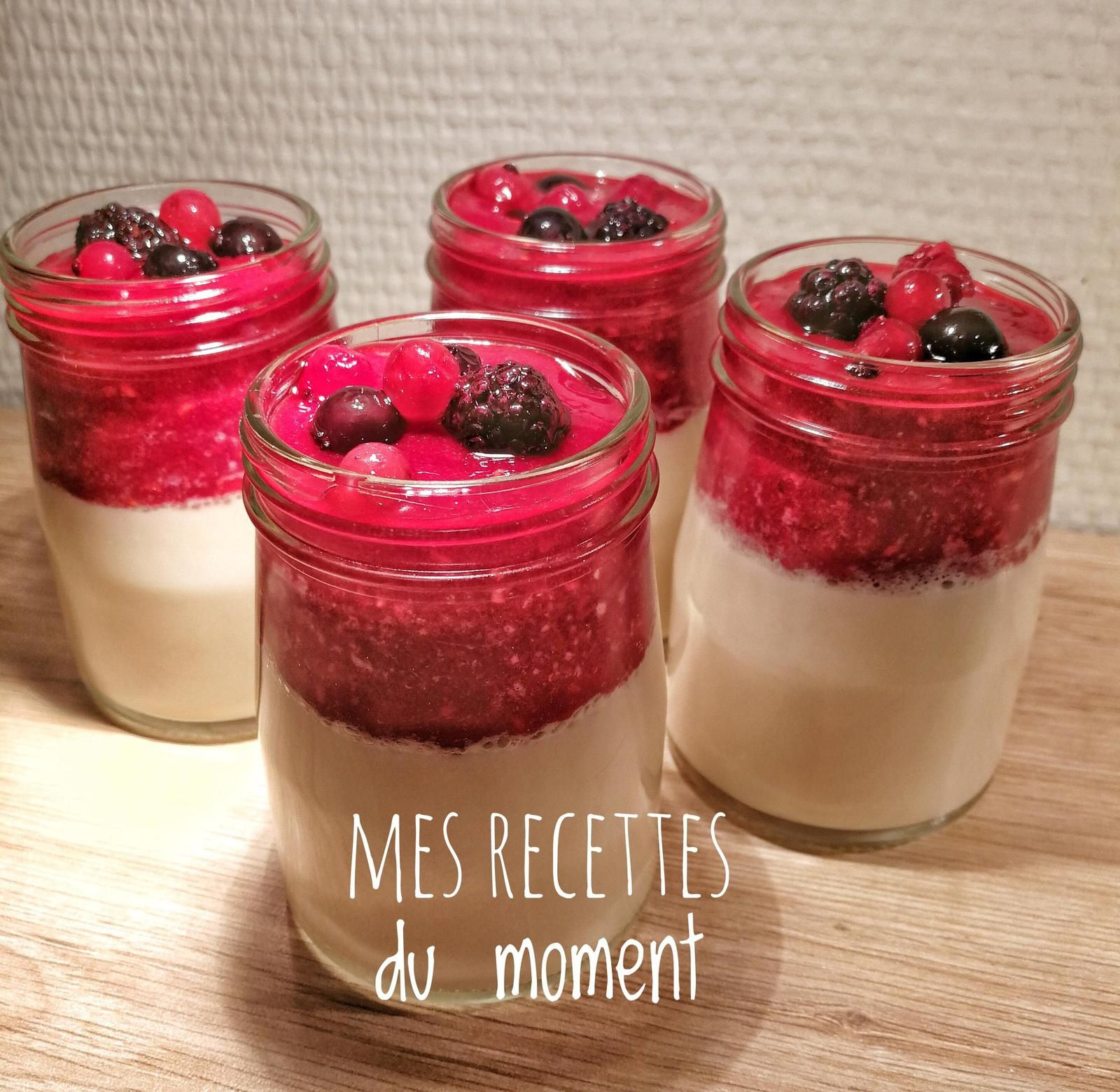 PANNACOTTA ALLEGEE (thermomix)