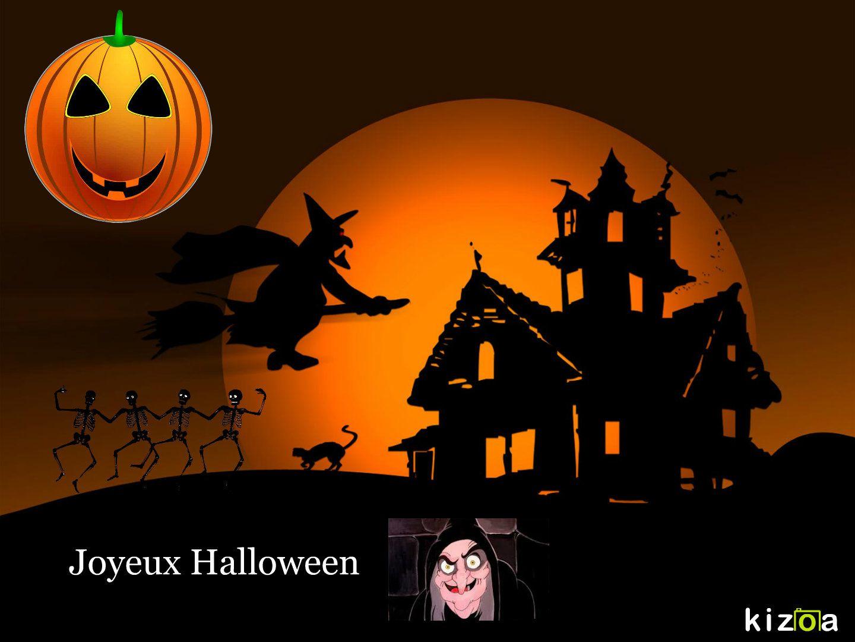 Joyeuse Halloween en T