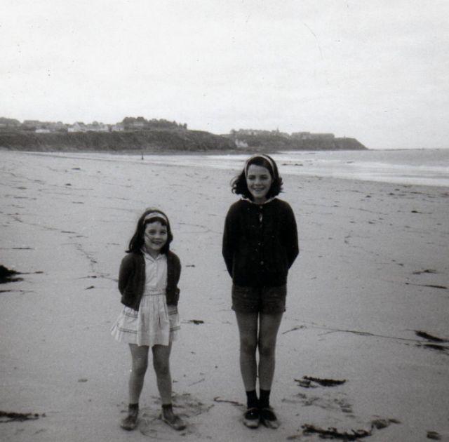 En vacances avec ma petite soeur en Vendée