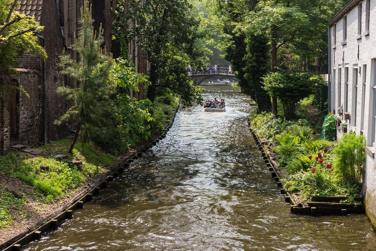 Voyage à Bruges