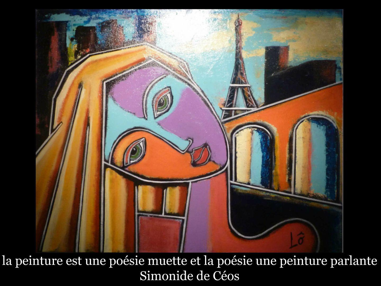 Photo Martine d'un tableau de lô