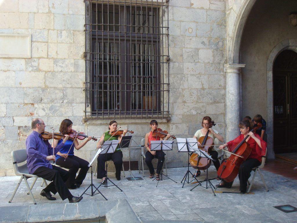 Fête de la Musique 21 juin 2014 - Patio de l'hôtel de ville Perpignan
