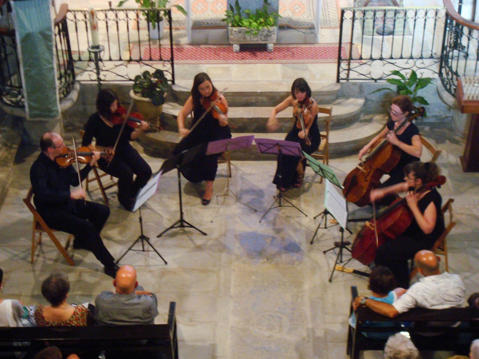 Concert 14 août 2014 Fortia (Espagne)