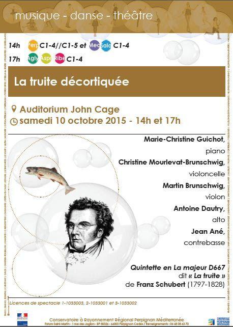 Auditorium du Conservatoire à Rayonnement Régional Perpignan Méditerranée