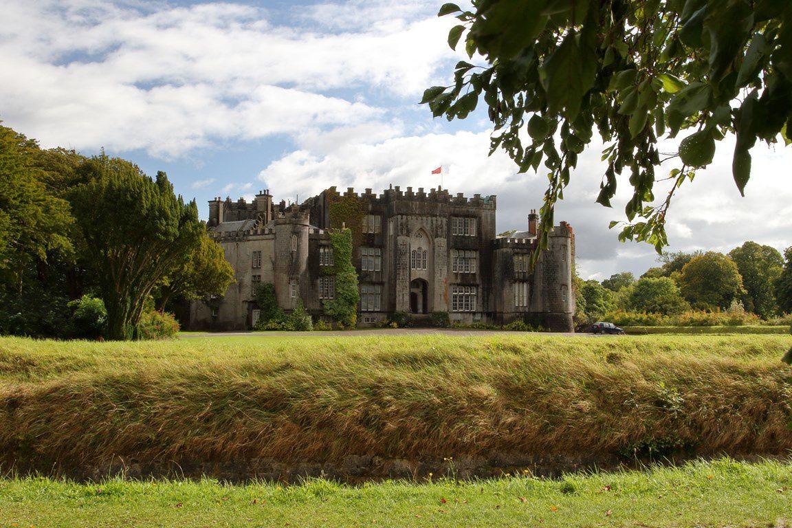 Chateau de BIRR (Comté d'Offaly)