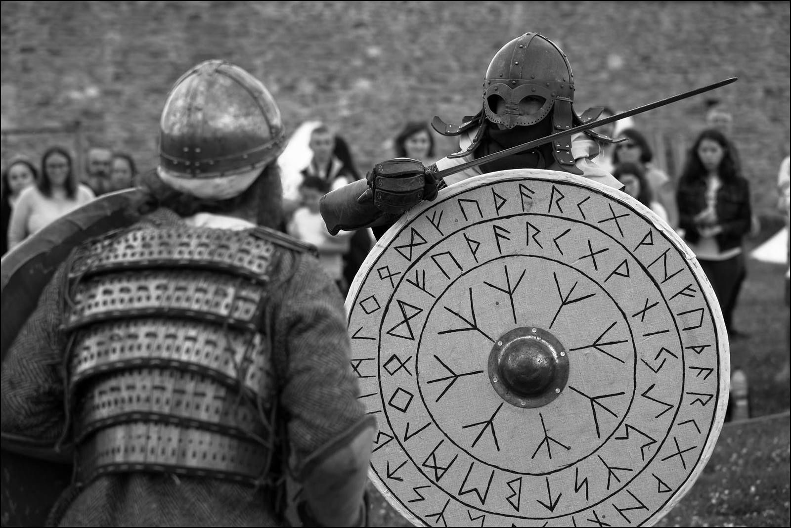 Différents combats de Béhourd.