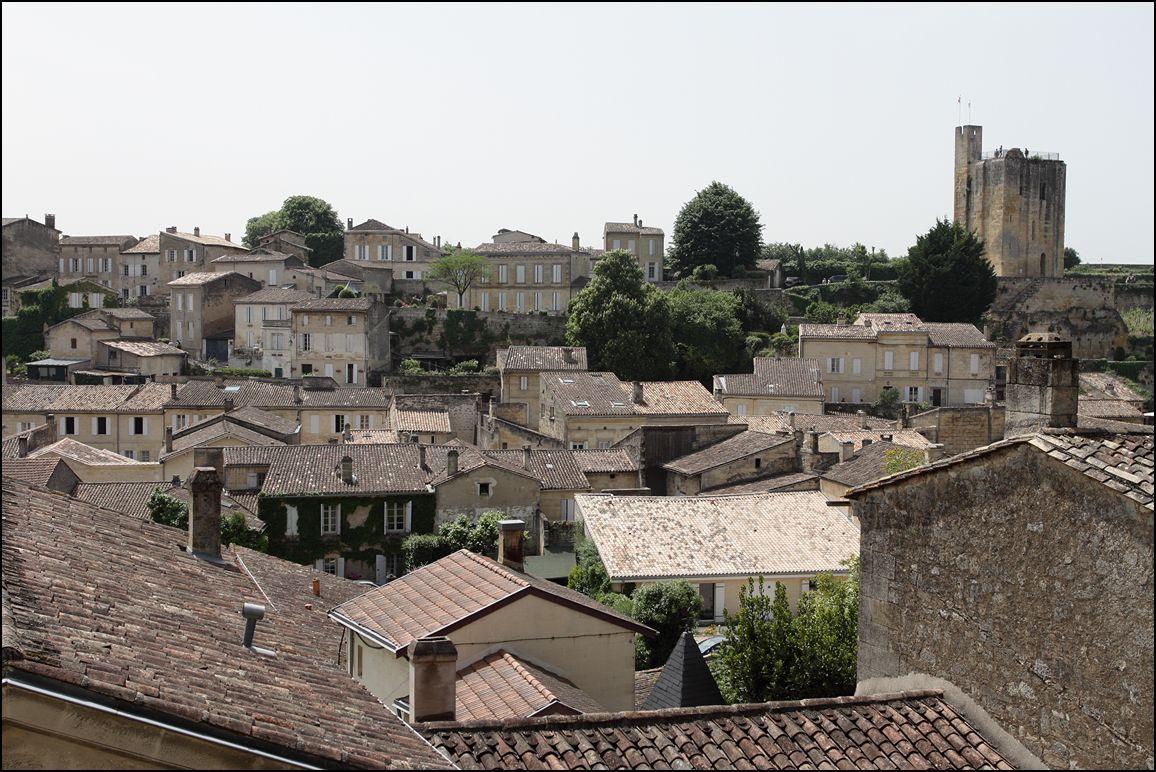 Le village de SAINT EMILION