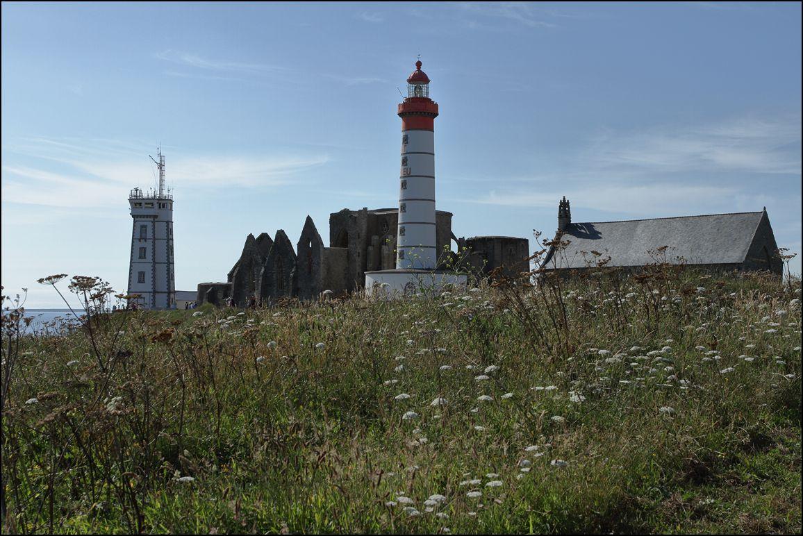 Pointe Saint Mathieu (Plougonvelin -Finistère)-sept 2016