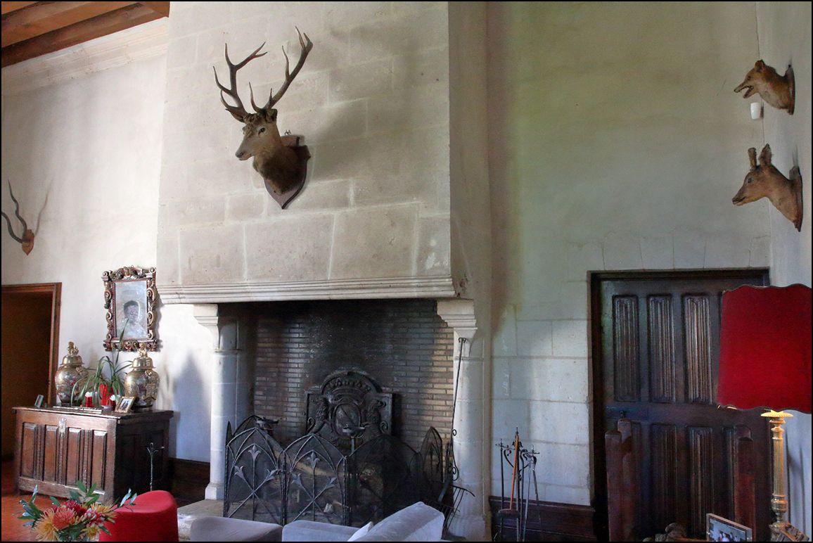 Château de l'Islette ( proche d'Azay le rideau - Touraine) - août 2015