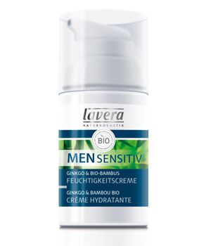 Crème visage Lavera men sensitive
