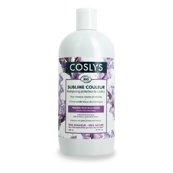 shampoing Coslys Sublime couleur