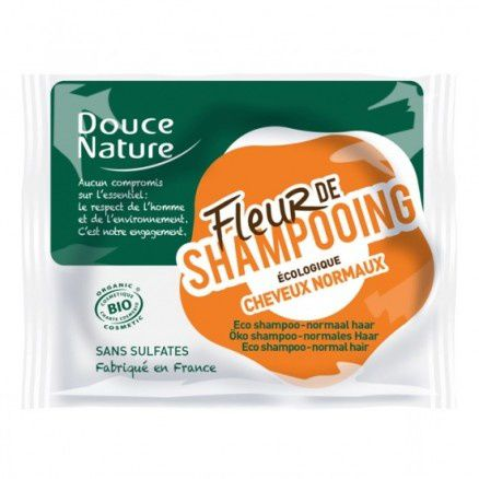 Douce nature shampoing solide