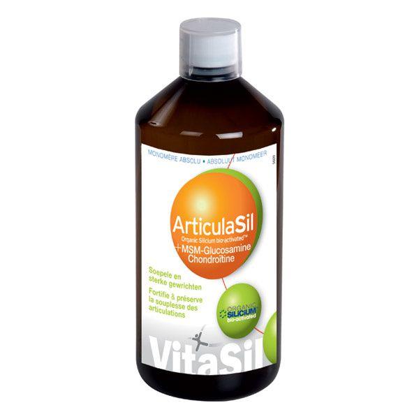 vitasil silicium organique msm