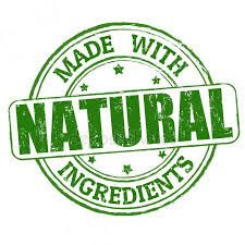 LOGO MADE WITH NATURAL INGREDIENTS