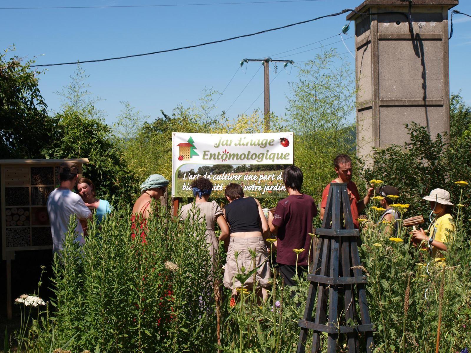 Stages de formation jardinier au naturel