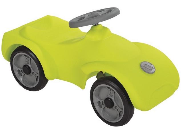 Le véhicule Oto Mobile de Wesco (offert inside)