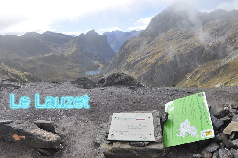 Marche Chaberton - Lauzet - Glaiza - Lac d'Arsine 2013