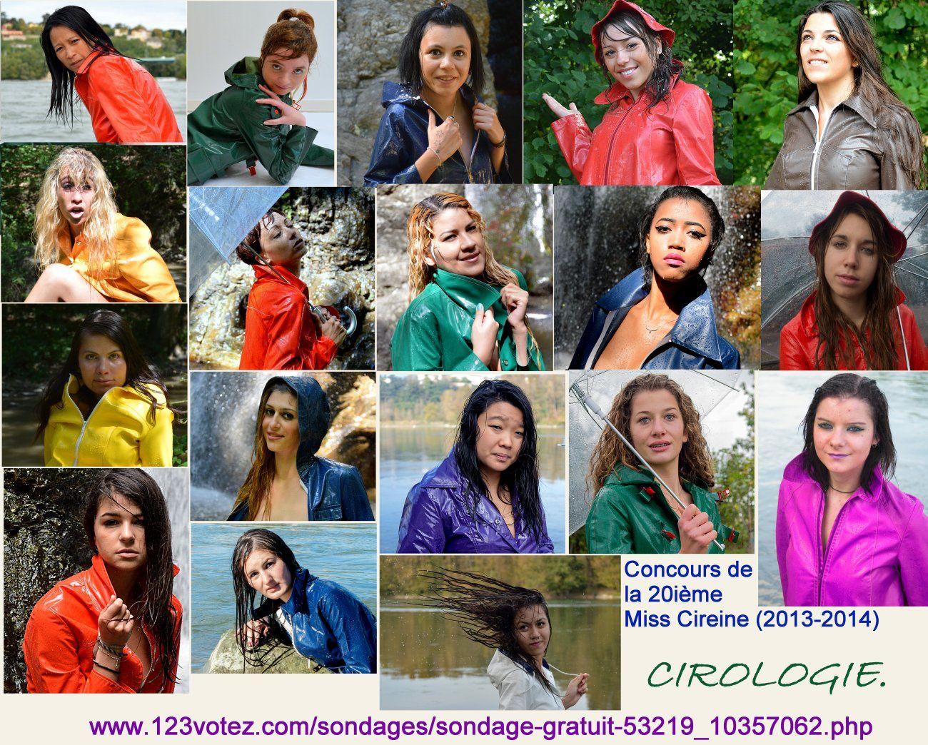 Concours de la 20ième Miss Cireine